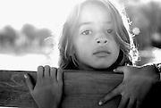 B&W Portrait of Morgana