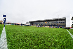 A general view of Sixways, home of Worcester Warriors - Mandatory by-line: Craig Thomas/JMP - 27/01/2018 - RUGBY - Sixways Stadium - Worcester, England - Worcester Warriors v Exeter Chiefs - Anglo Welsh Cup