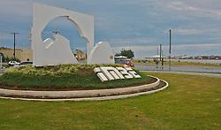 O Município de Imbé, surgiu oficialmente em 09 de maio de 1988, conforme Lei N.º 8.600, declarando o Município como emancipado de Tramandaí. A origem do nome imbé, vem de uma planta conhecida como Cipó-Imbé, Guaimbé, Banana-Imbé, daí, a origem do nome do então Balneário, hoje Município, pois havia grande quantidade desta espécie na localidade.. FOTO: Lucas Uebel/Preview.com