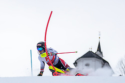 03.01.2020, Hochstein, Lienz, AUT, OeSV, Training Slalom, im Bild Manuel Feller (AUT) // Manuel Feller of Austria during a Slalom training session in preparation for the upcoming FIS Alpine Skiing World Cup Zagreb at the Hochstein in Lienz, Austria on 2020/01/03. EXPA Pictures © 2019, PhotoCredit: EXPA/ Lukas Huter
