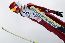 18.03.2012, Planica, Kranjska Gora, SLO, FIS Ski Sprung Weltcup, Einzel Skifliegen, im Bild Kamil Stoch (POL),  during the FIS Skijumping Worldcup Individual Flying Hill, at Planica, Kranjska Gora, Slovenia on 2012/03/18. EXPA © 2012, PhotoCredit: EXPA/ Oskar Hoeher.