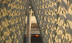 November 23, 2018 - Abu Dhabi, United Arab Emirates - Motorsports: FIA Formula One World Championship 2018, Grand Prix of Abu Dhabi, World Championship;2018;Grand Prix;Abu Dhabi, #2 Stoffel Vandoorne (BEL, McLaren Honda) (Credit Image: © Hoch Zwei via ZUMA Wire)