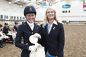 Bishop Burton - International RDA Awards 2014
