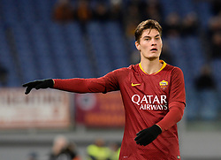 December 26, 2018 - Rome, Italy - Patrik Schick during the Italian Serie A football match between A.S. Roma and Sassuolo at the Olympic Stadium in Rome, on december 26, 2018. (Credit Image: © Silvia Lore/NurPhoto via ZUMA Press)