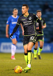 Billy Bodin of Bristol Rovers - Mandatory by-line: Robbie Stephenson/JMP - 16/12/2017 - FOOTBALL - MEMS Priestfield Stadium - Gillingham, England - Gillingham v Bristol Rovers - Sky Bet League One