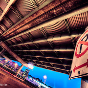 At the West Bottoms near I-670