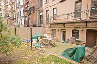 Patio at 333 East 92nd St