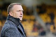 coach John van den Brom of AZ Alkmaar