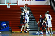 NCAA MBKB: University of Wisconsin-Stevens Point vs. Bethany Lutheran College (03-03-18)