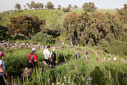 Day 3 - Nahal Jilaboun - Canyon hike. (Photo by Brian Garfinkel)
