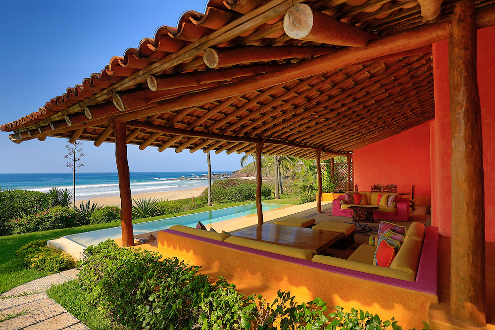Las Alamandas Resort, Costalegre, Jalisco, Mexico