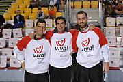 DESCRIZIONE : Roma LNP A2 2015-16 Acea Virtus Roma Moncada Agrigento<br /> GIOCATORE : Arbitri<br /> CATEGORIA : arbitri pre game<br /> SQUADRA : Acea Virtus Roma<br /> EVENTO : Campionato LNP A2 2015-2016<br /> GARA : Acea Virtus Roma Moncada Agrigento<br /> DATA : 18/10/2015<br /> SPORT : Pallacanestro <br /> AUTORE : Agenzia Ciamillo-Castoria/G.Masi<br /> Galleria : LNP A2 2015-2016<br /> Fotonotizia : Roma LNP A2 2015-16 Acea Virtus Roma Moncada Agrigento