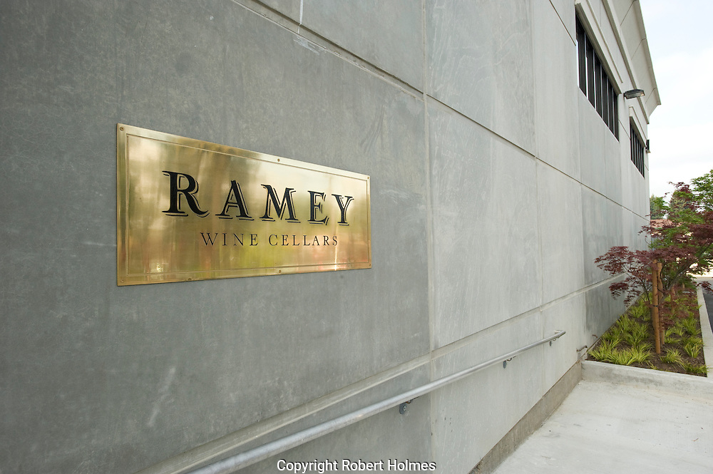 Ramey Wine Cellars, Healdsburg, California
