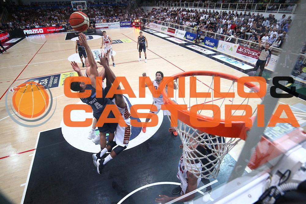 Aaron Craft<br /> Dolomiti Energia Aquila Basket Trento - Umana Reyer Venezia <br /> Lega Basket Serie A 2016/17 Finali Gara 04<br /> Trento, 16/06/2017<br /> Foto Ciamillo-Castoria