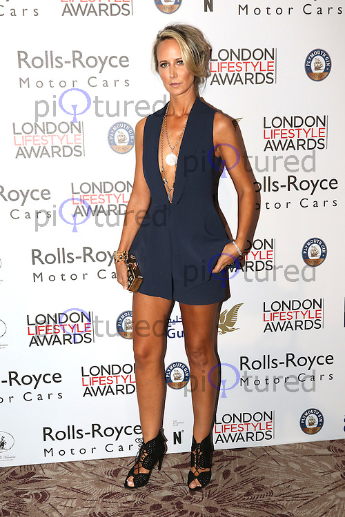 Lady Victoria Hervey, London Lifestyle Awards, Lancaster London Hotel UK, 03 October 2016, Photo by Richard Goldschmidt