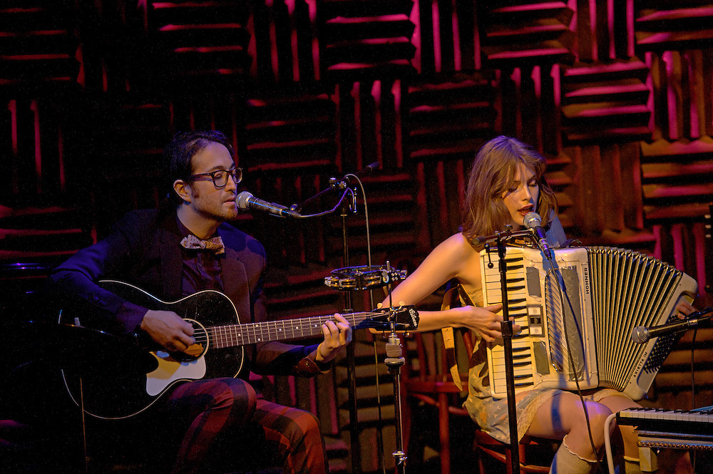 Ghost of a Saber Tooth Tiger (Sean Lennon and Charlotte Kemp Muhl)
