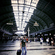 Stockholm central train station, Stockholm, Sweden (August 2006)