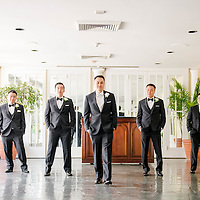Sae & Lan Wedding Album Samples | Omni Royal Orleans Hotel | 1216 Studio Wedding Photographers