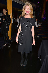 Erin Morris at the SheInspiresMe Dance in aid of Women for Women International held at the Café de Paris, 3 Coventry Street, London England. 25 January 2017.