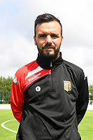Stanislas Oliveira during the Friendly match between Lens and Quevilly Rouen on 1 July 2017, in France. ( Photo by Philippe le Brech / Icon Sport )