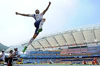 ATHLETICS - IAAF WORLD CHAMPIONSHIPS 2011 - DAEGU (KOR) - DAY 6 - 01/09/2011 - MEN LONG JUMP - SALIM SDIRI (FRA) - PHOTO : FRANCK FAUGERE / KMSP / DPPI