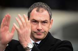 Swansea City manager Paul Clement - Mandatory by-line: Alex James/JMP - 14/01/2017 - FOOTBALL - Liberty Stadium - Swansea, England - Swansea City v Arsenal - Premier League