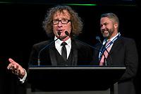 iSANZ Awards Night, Te Papa, Wellington, Tuesday, 13 November 2018. Credit: Hagen Hopkins.
