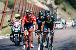 Stage 18 from Moena to Ortisei/St. Urlich at 100th Giro d'Italia (UCI WorldTour), Italy, 25 May 2017, Photo by Thomas van Bracht / PelotonPhotos.com
