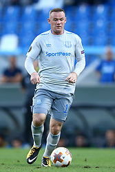 September 14, 2017 - Reggio Emilia, Italy - Uefa Europa League: Group E Atalanta Bc v Everton Fc .Wayne Rooney of Everton at Mapei Stadium in Reggio Emilia, Italy on September 14, 2017..Photo Matteo Ciambelli / NurPhoto  (Credit Image: © Matteo Ciambelli/NurPhoto via ZUMA Press)