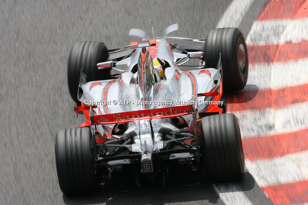 Lewis Hamilton, McLaren Mercedes, 01.11.08, Formel 1 GP von Brasilien in Sao Paulo,<br /> <br />  Formel 1 Grosser Preis von BRASILIEN - Grand Prix of BRAZIL, Sao Paulo,   F1 Grand Prix   01.11.2008 - Grand Prix du Br&eacute;sil a Sao Paulo (Interlagos) -   Photo: &copy; ATP Thomas MELZER