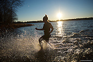 20170101, Sunday, January 1, 2017, 8th-ish Annual ECPC Pirate Plunge 2017 at Lake Nippenicket in Bridgewater Mass. on Sunday January 1, 2017. Event details: This is where you become a true member of the East Coast Pirate Crew! Take a deep breath, plunge, come out fresh as a pirate can be!<br /> 