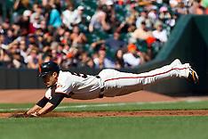 20100728 - Florida Marlins at San Francisco Giants (Major League Baseball)