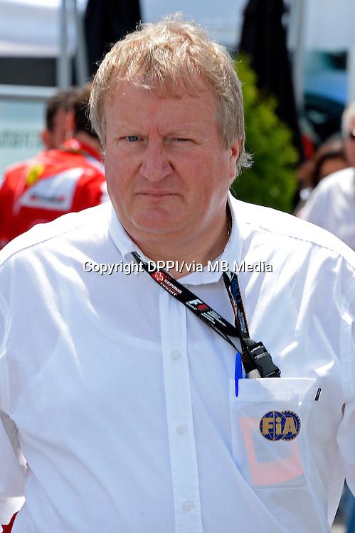 MOTORSPORT - F1 2013 - GRAND PRIX OF CANADA - MONTREAL (CAN) - 07 TO 09/06/2013 - PHOTO ERIC VARGIOLU / DPPI BAUER -FIA