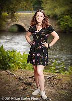 Carolyn Ferris - The Senior Portrait Session