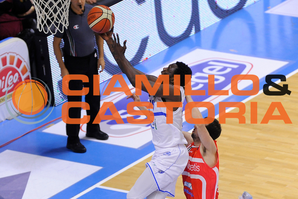 Scott Durand<br /> Enel Brindisi, Openjobmetis Varese<br /> Lega Basket Serie A 2016/2017<br /> Brindisi, 26/02//2017<br /> Foto Ciamillo-Castoria