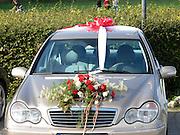 Bröllopsbil