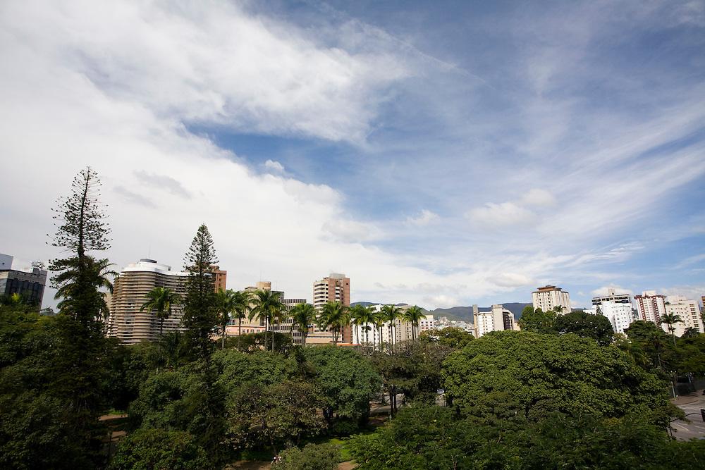 Belo Horizonte_MG, Brasil...Imagem da Praca da Liberdade em Belo Horizonte...Image of of Praca da Liberade in Belo Horizonte...Foto: JOAO MARCOS ROSA / NITRO