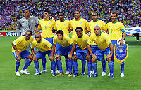 Brazil Team Group World Cup 2006<br />