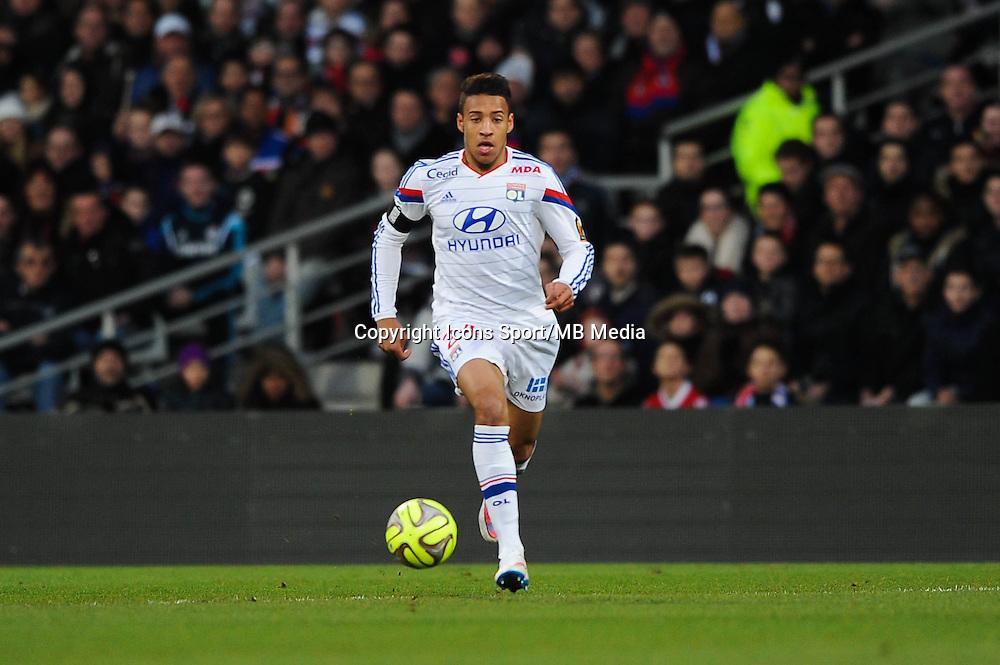 Corentin TOLISSO - 11.01.2015 - Lyon / Toulouse - 20eme journee de Ligue 1<br /> Photo : Jean Paul Thomas / Icon Sport