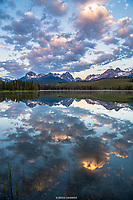 SAWTOOTH WILDERNESS- SUN VALLEY, IDAHO<br />