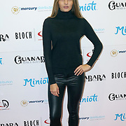 London,England,UK : 28th April 2016 : Natasha Kasatkina dancer from attend Dance World Cup attend Kimberly Wyatt launches the 2016 annual BLOCH Dance World Cup at BLOCH, 35 Drury Lane, Covent Garden, London. Photo by See Li