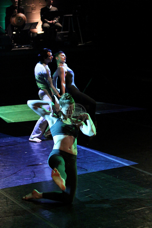"Spectrum Dance Theater's production of ""The Mother of Us All"" at the Moore Theatre on March 3, 2011 in Seattle, WA."