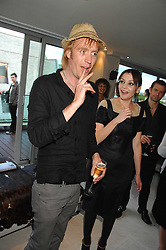 Actor RHYS IFANS at a party to celebrate the publication of 'All That Glitters' by Pearl Lowe held at the May Fair Hotel, London on 8th July 2007.<br /><br />NON EXCLUSIVE - WORLD RIGHTS