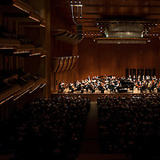 October 4, 2012 - New York, NY : Accompanied by the New York Philharmonic and lead by conductor Alan Gilbert, pianist Emanuel Ax performs Arnold Schoenberg's 'Piano Concerto, Op. 42 (1942) in Lincoln Center's Avery Fisher Hall on Thursday night. CREDIT: Karsten Moran for The New York Times