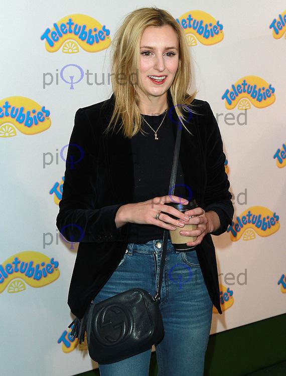 Laura Carmichael, Teletubbies - World Premiere, BFI Southbank, London UK, 25 October 2015, Photo by Brett D. Cove