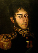 Portrait of General Jose de San Martin (1821) by José Gil de Castro. José Francisco de San Martín, known simply as Don José de San Martín (c. 1778 – 17 August 1850), was an Argentine general and the prime leader of the southern part of South America's successful struggle for independence from Spain.