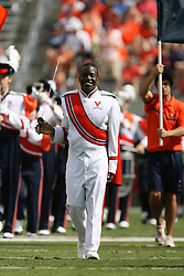 The Virginia Cavaliers Marching Band....The Western Michigan Broncos defeated the Virginia Cavaliers 17-10 on September 16, 2006 at Scott Stadium in Charlottesville, VA.
