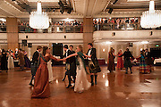 The Royal Caledonian Ball 2010. Grosvenor House. Park Lane. London. 30 April 2010 *** Local Caption *** -DO NOT ARCHIVE-© Copyright Photograph by Dafydd Jones. 248 Clapham Rd. London SW9 0PZ. Tel 0207 820 0771. www.dafjones.com.<br /> The Royal Caledonian Ball 2010. Grosvenor House. Park Lane. London. 30 April 2010