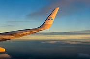 KLM SCHIPHOL REIZIGERS