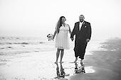 Gen and Luigi Beach Wedding